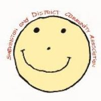 logo for shevington and district community association