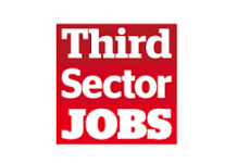 third sector logo for jobs