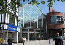 Grand Arcade Wigan