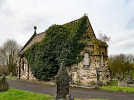 Ince Cemetery Chapel