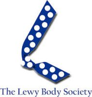 ribbon depicting The Lewy Body Society