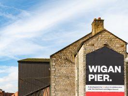 photo of Wigan Pier