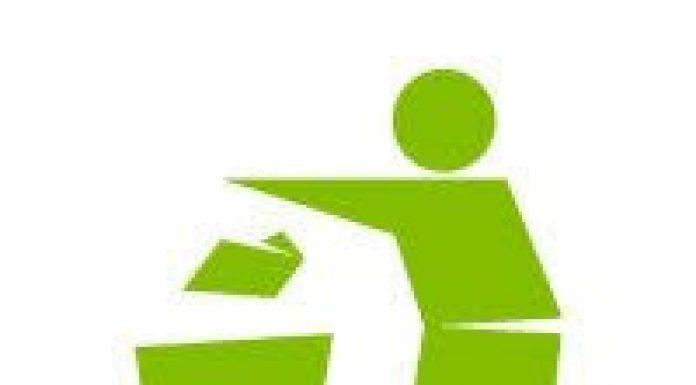 logo for #LitterHeroes!