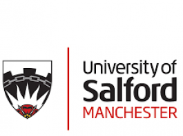 logo for Salford University