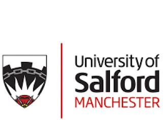 logo for Salford University