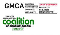 GMCA&GMCDP logo