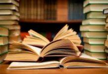 image of open books representing Wingates Foundation