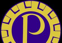 bluea nd gold logo for Probus