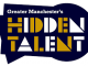 logo for GM's Hidden Talent programme in Bury and Wigan.