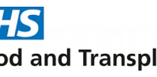 logo for NHS Blood and Transplant 330