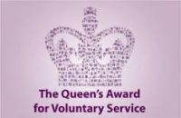 The Queen's Award for Voluntary Service: 2019 logo