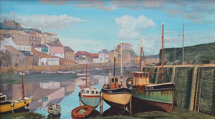 Standish Art Group - Harbour