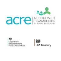 logo for Village Halls Improvement Grant Fund