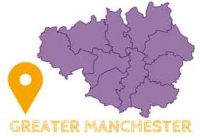 logo for Greater Manchester VCSE Mental Health Forum