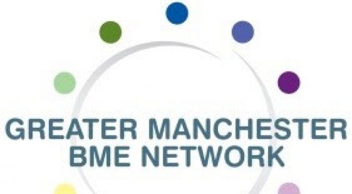 Gtr Manchester BME Network logo