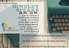 poster advertising Hindley Speaks