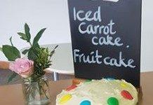 photo of cakes