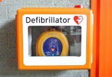 image of a defibrillator