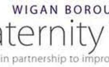 wigan borough maternity voices logo