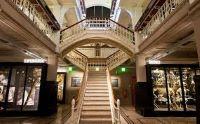 internal photo of Manchester Museum