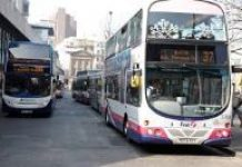 image of buses