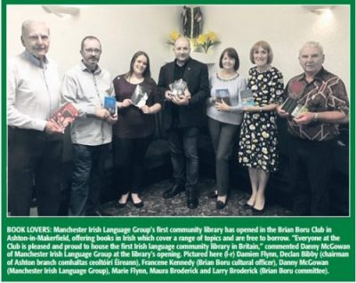 Irish language Community Library