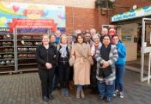 Leigh Market Traders