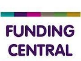 logo for funding central