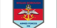 Armed Forces Community in Wigan Borough logo
