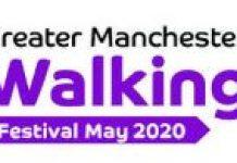 GM Walking Festival logo