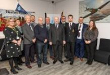 lord Lieutenant at Veterans Hub