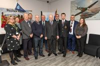 lord Lieutenant at Veterans Hub