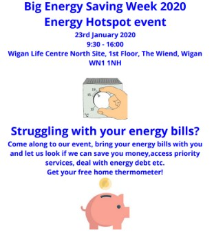 details of event in Wigan