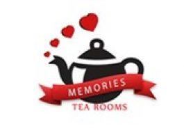memories tea rooms logo