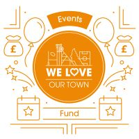 Our Town funding graphic