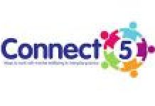 connect 5 logo