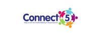 connect 5 logo