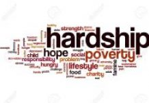 youth homeless word cloud