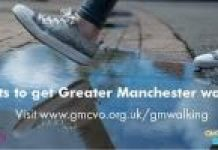 image to promote Greater Manchester Walking Grants
