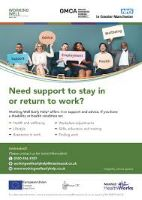 poster representing Working Well Early Help programme