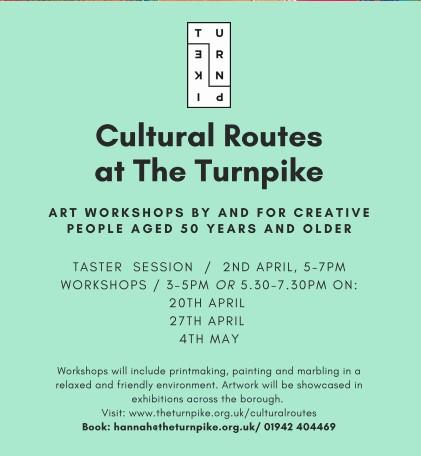 Cultural Routes Art workshops