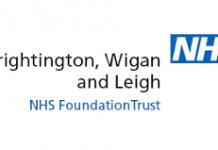 Wrigtington Wigan & Leigh NHs Foundation Trust Logo