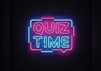 poster of quiz time