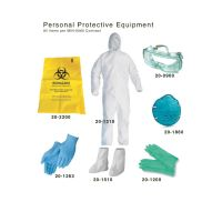 image of ppe equipment donated