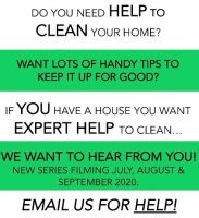 help to clean your home