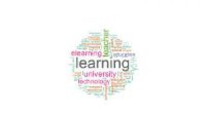 word cloud learning