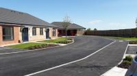 Completed housing development at Ullswater Road, Golborne