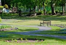 photo of jubilee park ashton