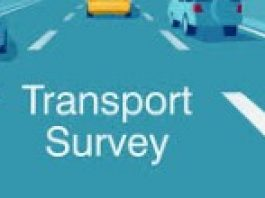 transport survey poster
