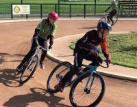 cycle speedway in action